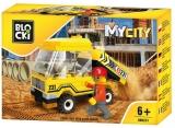 Joc constructie Mini Basculanta Blocki