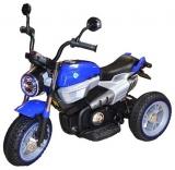 Motocicleta cu acumulator, 2 motoare, 12 V