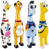Jucarie chitaitoare figurina, diverse modele