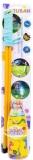 Set de joaca Bagheta cu sfoara 50 cm si solutie baloane de sapun 400 ml, Tuban