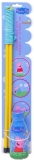 Set de joaca Bagheta cu sfoara 50 cm si solutie baloane de sapun 250 ml, Peppa Pig, Tuban
