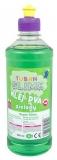 Lipici pentru slime, PVA, verde, 500 ml, Tuban