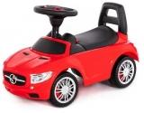 Masina Supercar fara pedale, rosie, 66 cm, Polesie