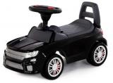 Masina Supercar fara pedale, neagra, 66 cm, Polesie