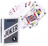 Carti de joc Joker, albastre, Cartamundi