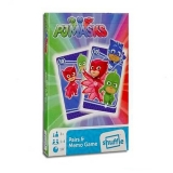 Carti de joc PJ Mask, 2 in 1, Cartamundi