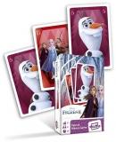 Carti de joc Frozen, 2 in 1, Cartamundi