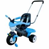 Tricicleta cu maner si accesorii, Comfort 3, Polesie