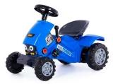 Tractor Turbo 2 cu pedale, 54 cm, Polesie