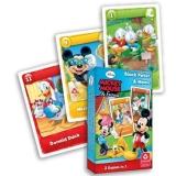 Carti de joc, Mickey, 2 in 1, Cartamundi