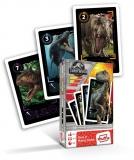 Carti de joc, Jurassic World, 2 in 1, Cartamundi
