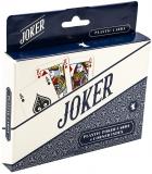 Carti de joc Poker albastre si rosii, 2 seturi/cutie, Cartamundi