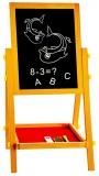 Tablita magnetica din lemn, cu 2 fete, suport ustensile si accesorii