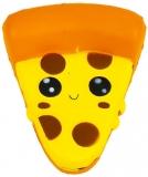 Figurina squishy, 11 cm, Pizza