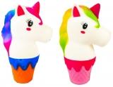 Figurina squishy, 15 cm, Unicorn, diverse modele