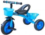 Tricicleta cu pedale si cos, diverse culori