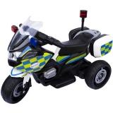Motocicleta cu acumulator 6V, 1 motor, Politie