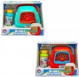 Dispozitiv pentru balonase de sapun, cu baterii, 110 ml, Bubble Machine, diverse culori Starpak