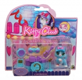 Figurina Ava cu accesorii set mare KittyClub