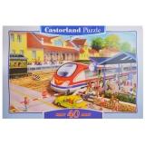 Puzzle Maxi 40 piese, 59 cm Castorland
