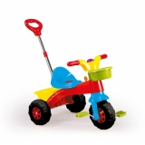 Tricicleta cu maner My First Trike Dolu