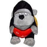 Gorila din plus - Te iubesc