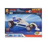 Joc construcții Fantastic Models Metal 152 piese