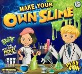 Set creativ laboratorul de gelatina Midi