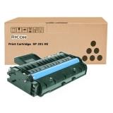 Cartus Toner 407254 2,6K Original Ricoh Aficio Sp 203S