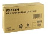 Cartus Gel Black 888547 9K Original Ricoh Mp C1500Sp