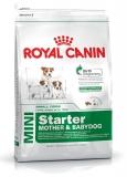 Hrana pentru caini Mini Starter Mama si Pui 8.5 Kg Royal Canin