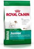 Hrana pentru caini Mini Junior 8 kg Royal Canin