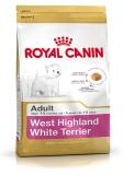 Hrana pentru caini Westie Adult 3 kg Royal Canin