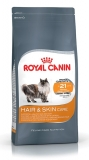 Hrana pentru pisici Hair and Skin 33 2 kg Royal Canin