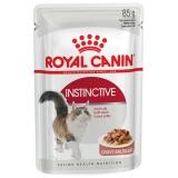 Hrana pentru pisici Instinctive in Gravy 12 portii x 85 g Royal Canin