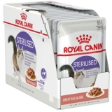 Hrana pentru pisici Sterilised 12 portii x 85 g Royal Canin