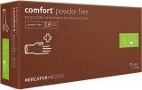 Manusi examinare latex, fara pudra, S, 100 buc/set Comfort
