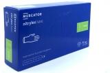 Manusi examinare nitril, fara pudra, Basic, S, albastru 100 buc/cutie Nitrylex