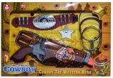 Set de joaca arme cowboy, 1 set/cutie