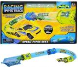 Set de joaca pista cu tunel si masina