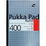 Rezerva A4, 200 file, dictando, pentru biblioraft, Pukka Pads