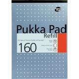 Rezerva A4, 80 file, dictando, pentru biblioraft, Pukka Pads