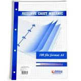 Rezerva caiet mecanic aritmetica A4 100 file Arhi