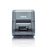 Imprimanta portabila cu LCD pentru chitante de 58mm. Conexiuni Bluetooth, MFi, Wi-Fi si AirPrint Brother