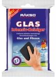 Burete pentru curatarea intensiva a sticlei Glasklar Rakso