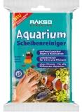 Bureti pentru curatarea acvariilor Glasklar 2 bucati + manusa Rakso
