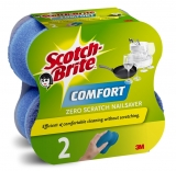 Burete ergonomic Comfort Delicat 2/set Scotch-Brite
