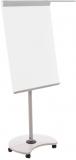 Flipchart mobil, magnetic, reglabil pe inaltime, doua brate laterale 68 x 104 cm Rocada