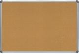 Panou afisaj pluta, rama aluminiu, 90 x 60 cm Rocada
