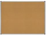 Panou afisaj pluta, rama aluminiu, 120 x 90 cm Rocada